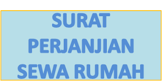 Contoh Surat Perjanjian Sewa Menyewa (Kontrak) Rumah Untuk Usaha Toko Beserta Pasal-Pasalnya