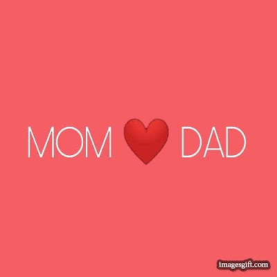 new dp for whatsapp mom dad