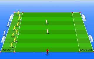 FUNctional Activity: 'Football Rush'