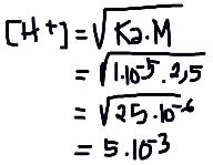 7 Contoh Soal (Pilihan Ganda) Menghitung pH Larutan Asam Kuat dan Asam Lemah