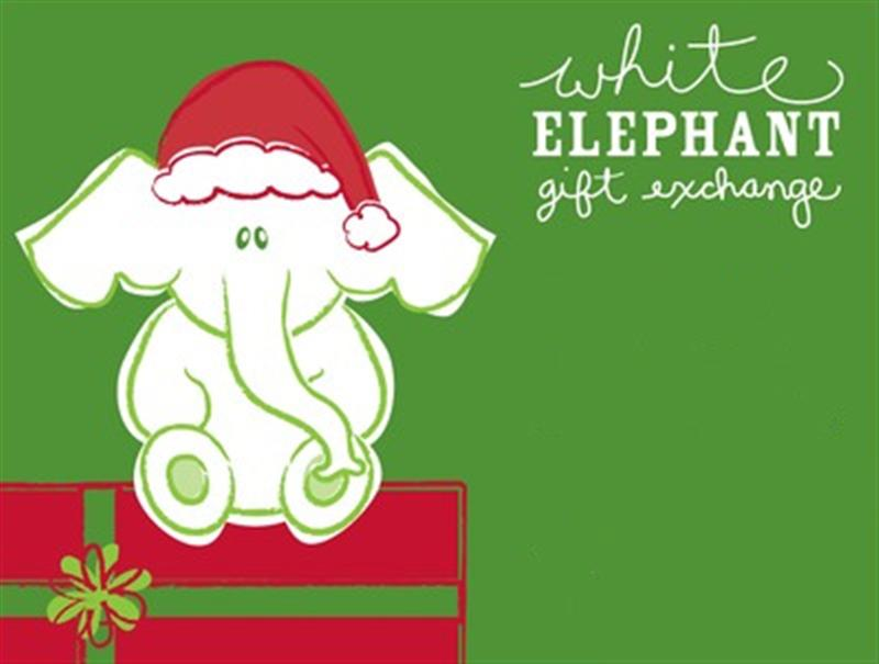 the white elephant in
