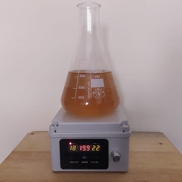 Agitador Magnético con Control de Temperatura (Calor)