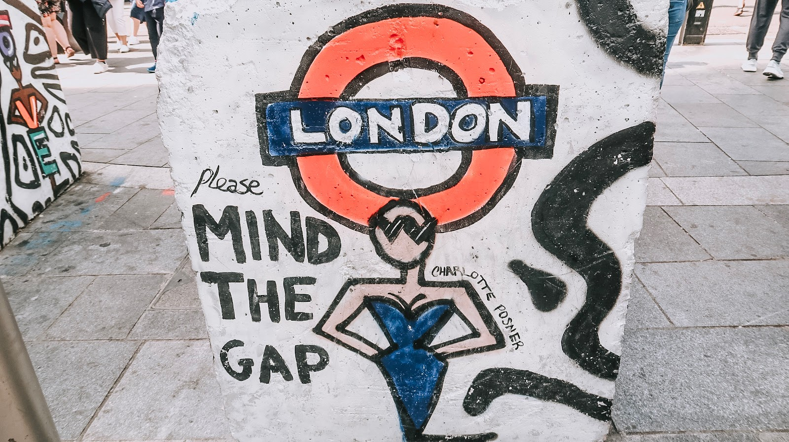 london mind the gap