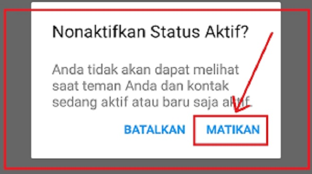 Cara Agar Tidak Terlihat Online di Messenger