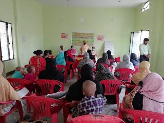 न्यू रेनवो वेलफेयर सोसाइटी द्वारा छह दिवसीय विकास प्रशिक्षण कार्यक्रम का शुभारंभ