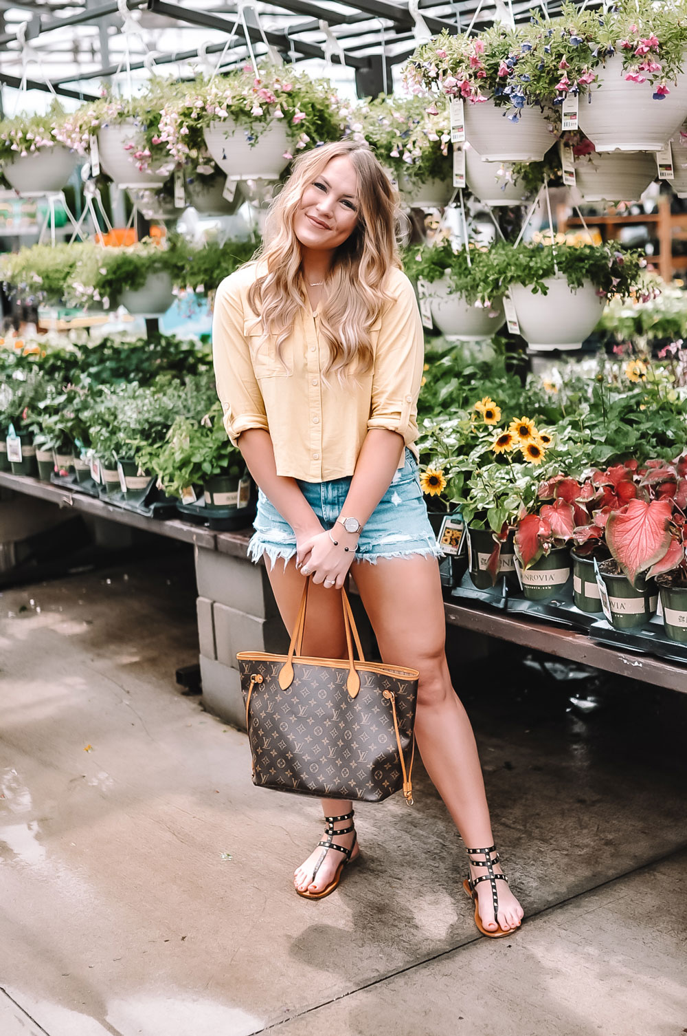 Casual summer style with Amanda Martin of Amanda's OK Blog