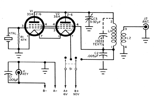build a 5 watt 40 meter transmitter