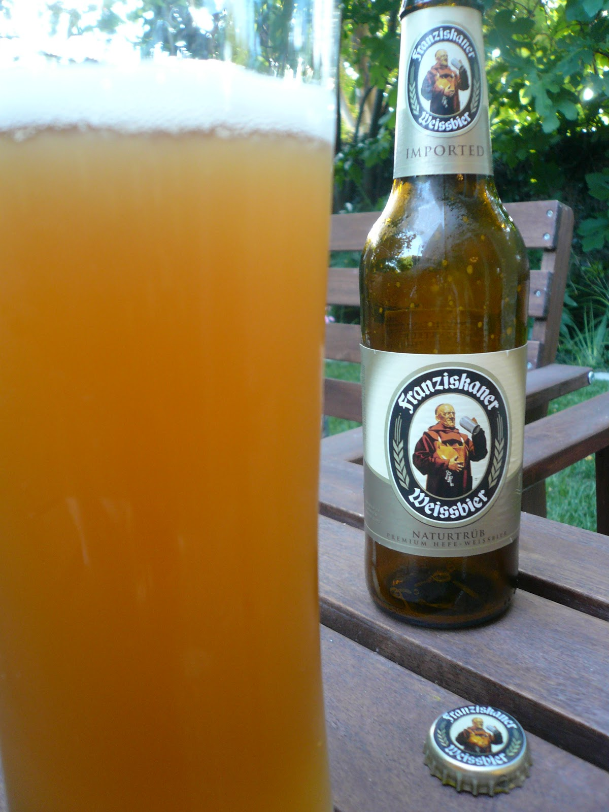 Franziskaner Beer