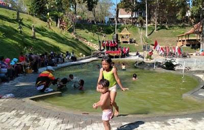 SENDANG BAWONO, DEKET AGUNG: Ikon Wisata Baru di Lamongan Selatan