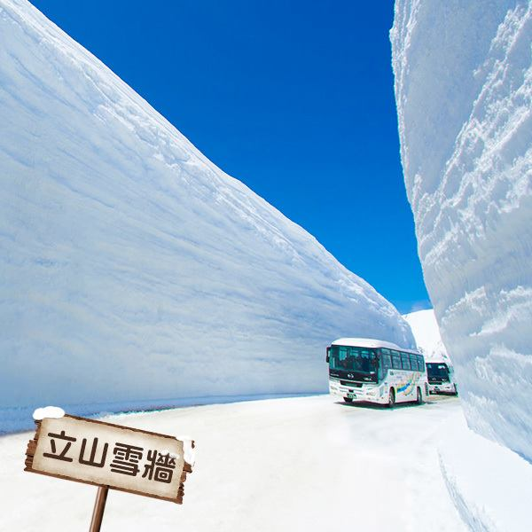 最夯的季節限定4~6月【立山雪牆】登日本阿爾卑斯山【立山黑部】   跟著哞寶環遊世界