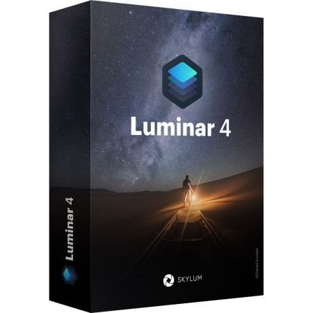 Luminar 4.2.0.5553 poster box cover