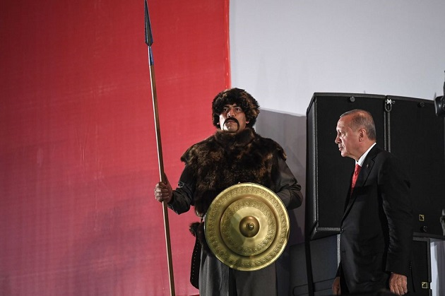 Απάντηση στα σχέδια υποταγής της Ελλάδας στον νεο-Οθωμανισμό