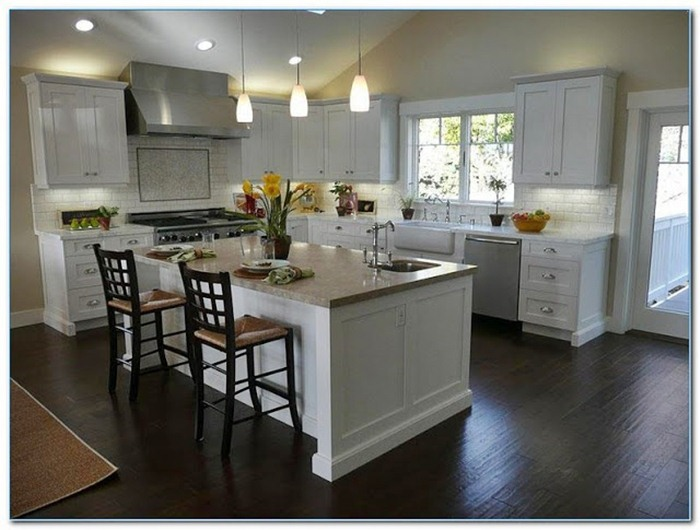 Kitchen Ideas With White Cabinets Dream House