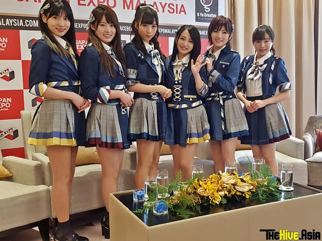 Akb48 jpop members