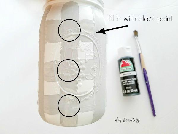 add black squares