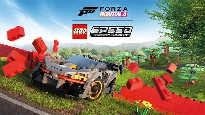 Forza Horizon 4: Lego Speed Champions Story