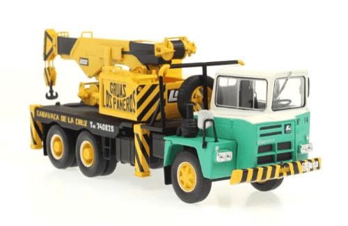 pegaso 3076 1976 grúa camiones pegaso