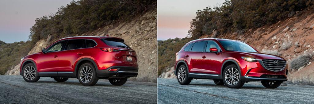 Đánh giá Mazda CX-9 2020 – làn gió mới cho SUV 3 hàng ghế