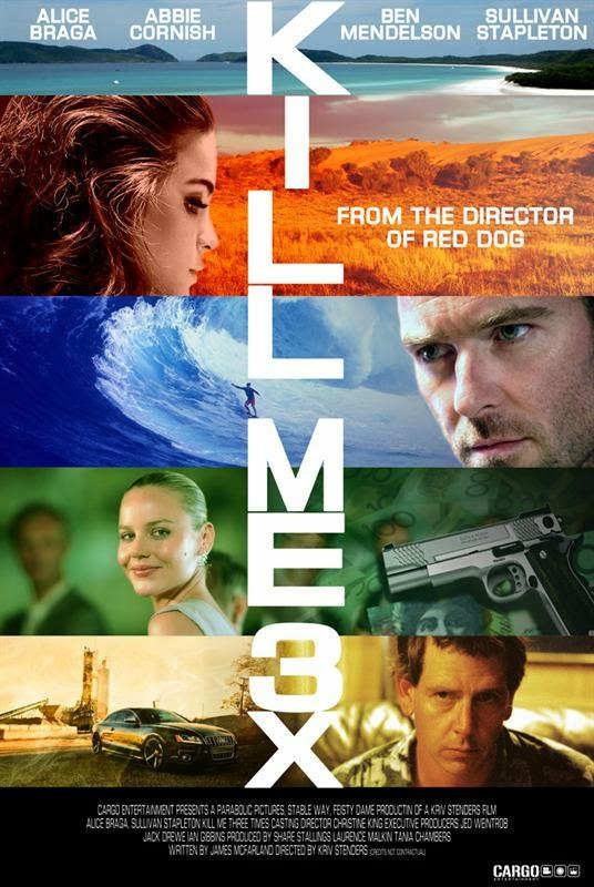 Kill Me Three Times (2014) ταινιες online seires xrysoi greek subs