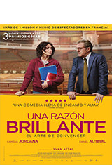 Una razón brillante (2017) BDRip 1080p Español Castellano AC3 5.1 / Frances DTS 5.1