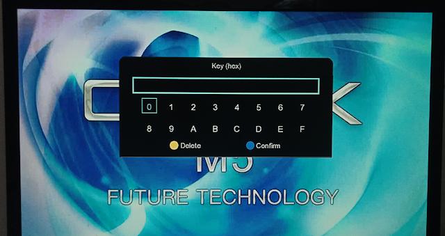 ORYX M5 1506TV 512 4M NEW SOFTWARE 22 APRIL 2021