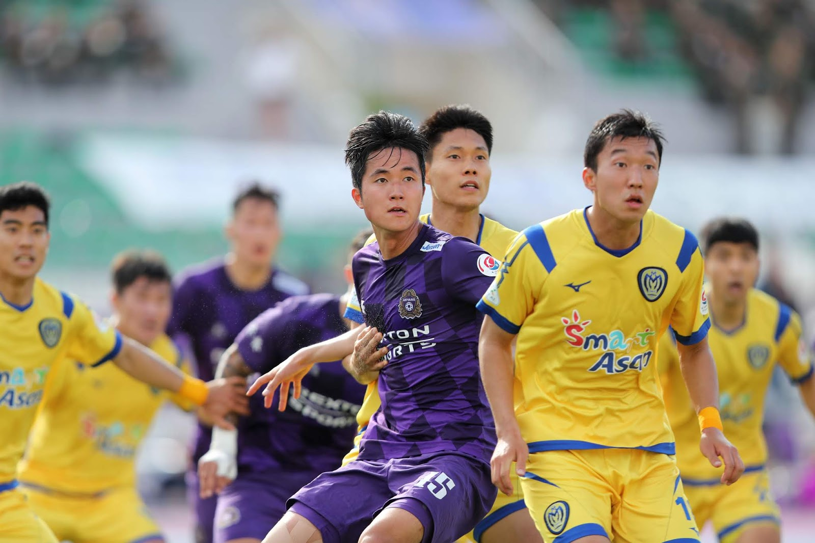 Preview: FC Anyang vs Asan Mugunghwa K League 2