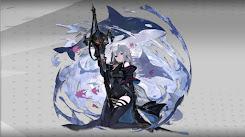Skadi Arknights [Wallpaper Engine Anime]