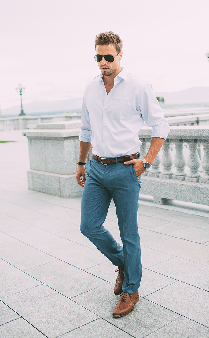 What Should Guys Wear To A Wedding