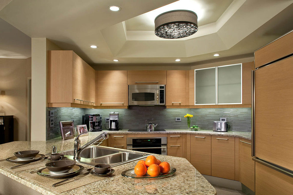 New kitchen pop design and false ceiling ideas 2019