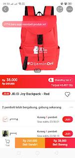 Cara Berbelanja di JD.ID Menggunakan Pembayaran GOPAY
