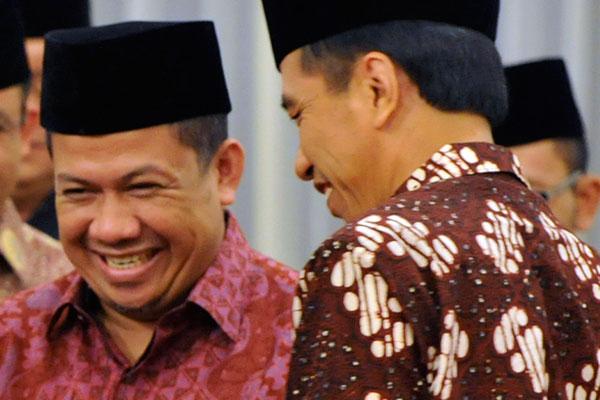 Fahri Sebut Elektabilitas Jokowi Berantakan Usai OTT Bowo Golkar