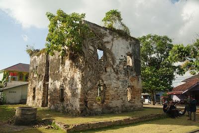 Rumah Raja Ahmad Thabib bin Raja Hasan bin Raja Ali Haji.