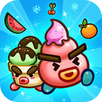 Fruit & Ice Cream – Ice cream war Maze Game Mod Apk