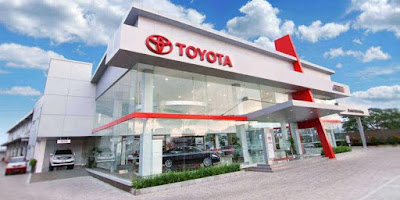 Tak Hanya Toyota Jakarta, Berikut Deretan Dealer Lainnya Yang Ada Di Indonesia