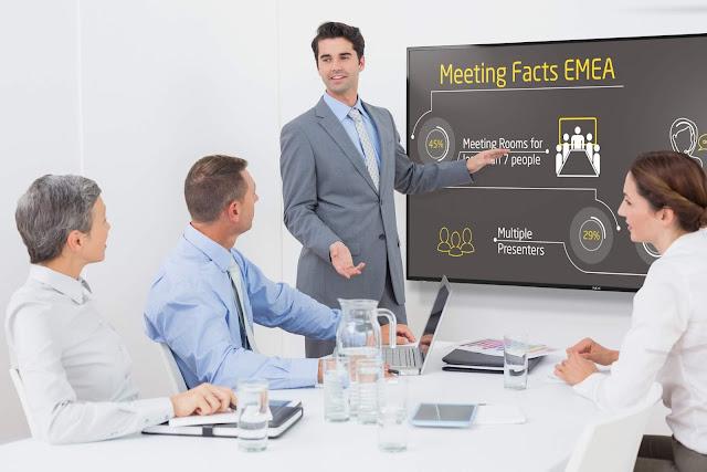 NEC apresenta nova serie de digital signage
