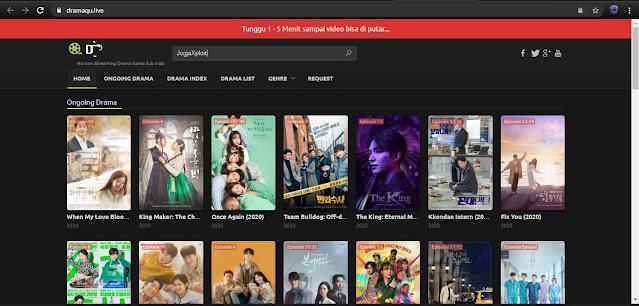 Situs Gratis Nonton Drakor Subtitle Indonesia 2020