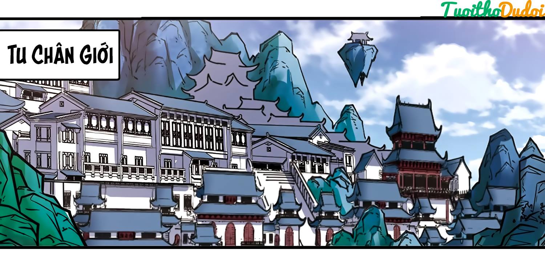 Phong Khởi Thương Lam chap 391 - Trang 18