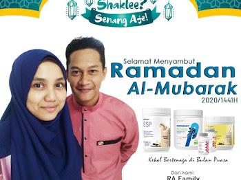 Salam Ramadan Al-Mubarak