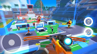 frag pro shooter mod apk for android