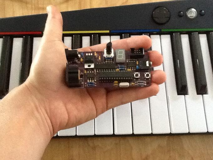MATRIXSYNTH: Arcano MIDI NES Chiptune Synth on Kickstarter