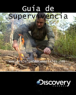 documental guia de supervivencia discovery channel