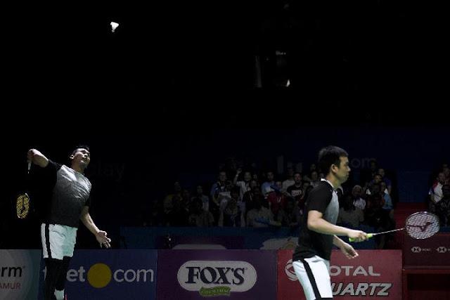 Jadwal Final Hong Kong Open: Perjuangan Anthony dan Hendra/Ahsan