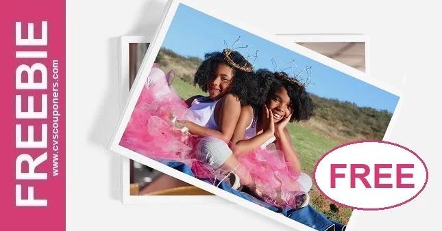 FREE Photo Prints at CVS & Coupon Code