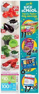Sobeys flyer Weekly valid August 23 - 29, 2019 Better Food for All