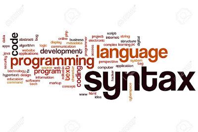 Apa itu Syntax ??