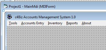 Source Coding Program Accounting Lengkap