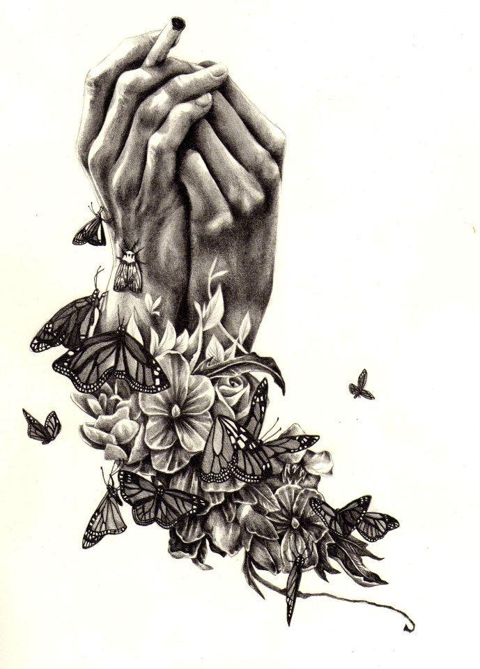 Butterfly Effect By Kate Powel Tutt Art Pittura Scultura