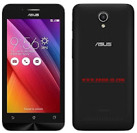 Cara Flashing Asus Zenfone GO (ZC500TG) Bootloop Tanpa PC