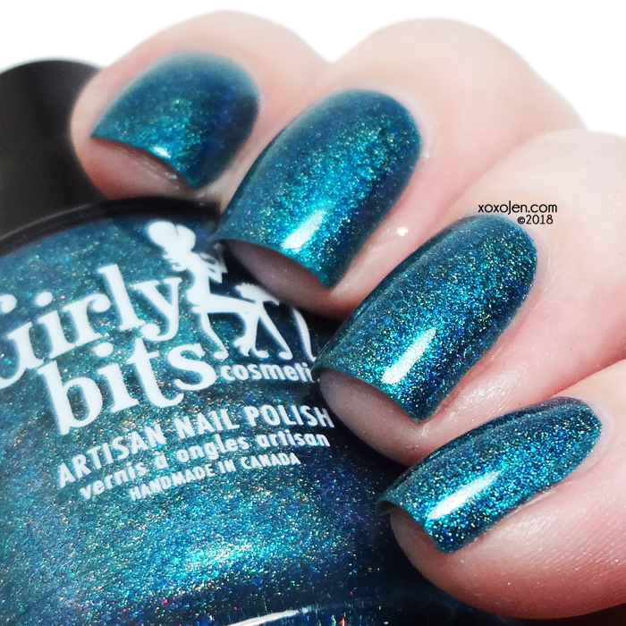 xoxoJen's swatch of Girly Bits Not Common Mules