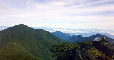 Pendakian Gunung Abong-Abong 2985 Mpdl oleh Mapala Metalik